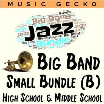Jazz Band Arrangements Small Bundle B