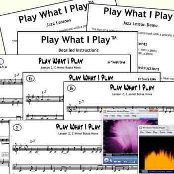Jazz Band Program Bundle - Big Band Arrangements, Lessons