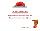 "IDIOMS: ""Body"" Language"