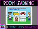 Boom Learning   Science Tools/Herramientas de Ciencias