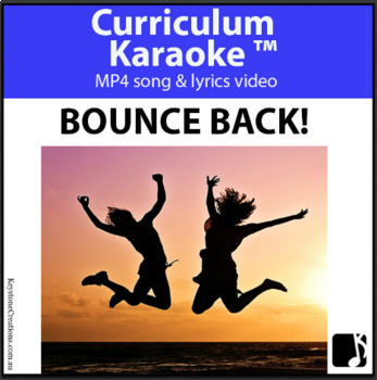 'BOUNCE BACK!' ~ Read, Sing & Learn About RESILIENCE
