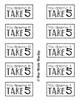 #BTS Take 5 Teacher tags