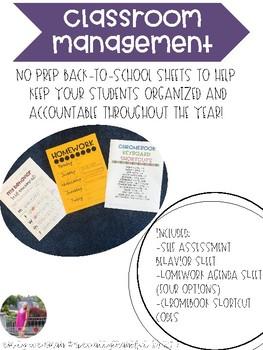#BTS2017 classroom management set