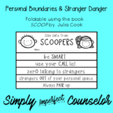 Personal Safety - Stranger Danger SCOOP Flipbook