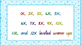 **** BUNDLE **** 1-12 Times Table Warm Up ACARA C2C Common Core aligned