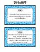 *BUNDLE* 2nd Grade Standards Cards (Georgia Common Core)