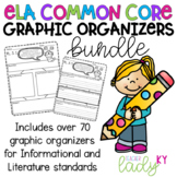 **BUNDLE** 3rd Grade CCSS Reading Literature & Information