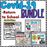 ❤️BUNDLE- Activities / COVID-19 Return to School -