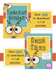 *BUNDLE* Bumble Bee Classroom Resources
