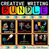 Creative Writing Curriculum BUNDLE for the WHOLE YEAR
