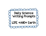 **BUNDLE** Daily Writing Prompts for the Science Classroom