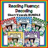 *BUNDLE* Decoding Short Vowel Sounds - Distance Learning