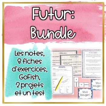 ** BUNDLE ** - Futur Simple