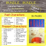 *BUNDLE* Google 52 Character Maps for Holes by Louis Sacha
