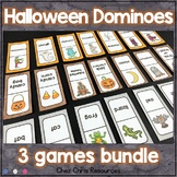 [BUNDLE] Halloween Dominoes : 3 games !