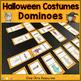Dominoes - Halloween Vocabulary BUNDLE