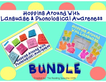 **BUNDLE** Hopping Around with Language and Phonological Awareness