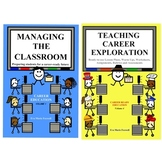 ***BUNDLE*** Managing the Classroom and Career Exploration Curriculum Guides