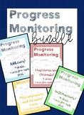 {BUNDLE} Math Progress Monitoring Probes