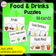 [BUNDLE Puzzles]Alphabet - Festivities - Food - Countries - House - School