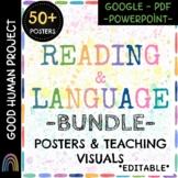 *BUNDLE* Reading & Figurative Language Strategy-Skill Post