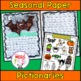 *BUNDLE* Spring Into Writing - Journals, Prompts, Paper, Page Toppers