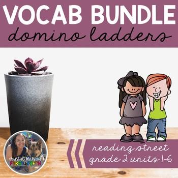 Vocabulary Dominoes *BUNDLE* Reading Street Grade 2