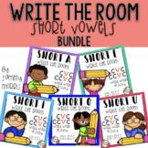 *BUNDLE* Write the Room: Short Vowels, CVC