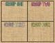 - BURLAP - MATH Workstation Clip Chart Management System