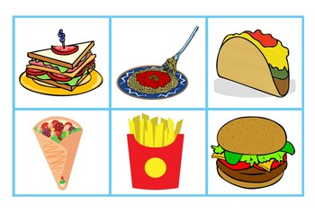 ¡ BUSCA LA SOMBRA !  ALIMENTOS    ¡MATCH THE FOODS TO ITS SHADOW!