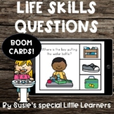 BOOM LIFE SKILLS QUESTIONS EARLY CHILDHOOD SPECIAL ED & SP