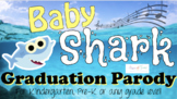 """Baby Shark"" Grad parody song. Mp3 guide and instrumental."