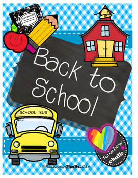 ♥ Back to School!