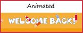 Animated Google Classroom Headers (Back to School) - Dista