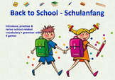 'Back to School' Audio for Free 'Back to School' Download