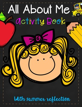 #Back to school (All about me)