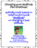 """Baditude"" Activity Guide"