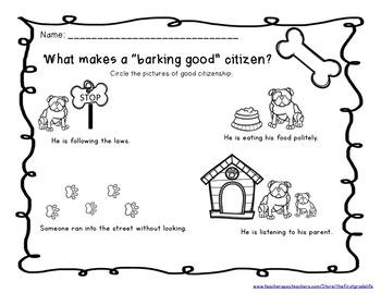 """Barking Good"" Citizen Unit"
