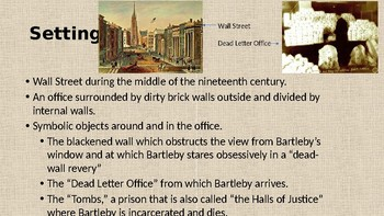 """Bartleby, the Scrivener"" by Herman Melville"