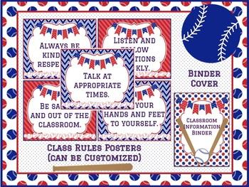 """Baseball"" Mini Set-CUSTOM ORDER-Jamika Brown"