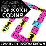 (Basic Facts) Hop Scotch Coding