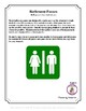 Bathroom Passes: Hall passes for student use