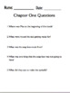 """""""Battle Bugs: Snake Attack"""" Chapter Questions"""