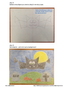 """BATTY"" TRANSFORMATIONS - GRAPHING PROJECT"