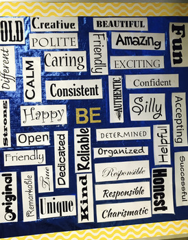 """Be"" Bulletin Board"
