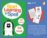 'Be Cool' Learn To Spell Words With 'oo' And 'oo': Learn To Spell With Phonics