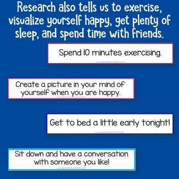 Be Happy    Research Based Bracelets
