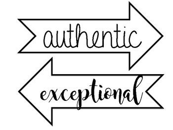 """Be"" Inspirational Bulletin Board Set—Character Traits Bulletin Board"