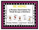 """Be Mine!"" ~ A Valentine's Day-Themed 'BOSSY E' Phonics Game (CVCe, Silent e)"