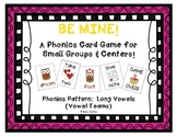 """Be Mine!"" ~ A Valentine's Day-Themed 'VOWEL TEAM' Phonics"